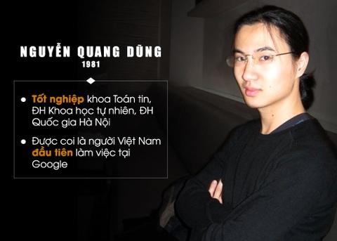 8 tai nang tre Viet Nam lam viec tai Google hinh anh 1