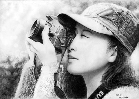 9X Lai Chau ve tranh chan dung song dong nhu that hinh anh 7