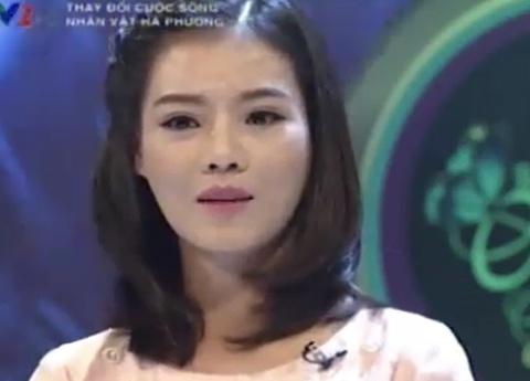 Ha Phuong lot xac sau dao keo hinh anh