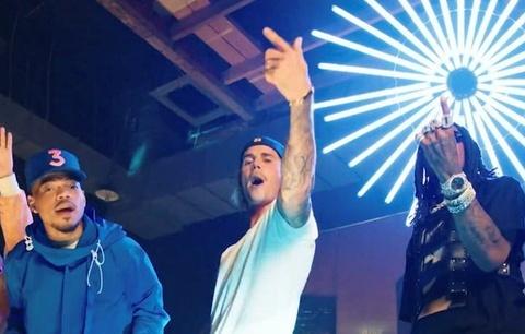 No Brainer - DJ Khaled, Justin Bieber, Chance the Rapper & Quavo hinh anh