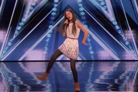 Courtney Hadwin - America's Got Talent hinh anh