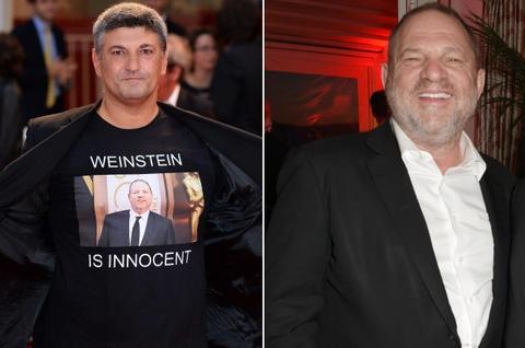Nam dao dien bi chi trich vi benh vuc Harvey Weinstein tai LHP Venice hinh anh