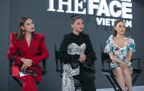The Face tap 3: Doi Minh Hang thang do duoc nha tai tro uu ai? hinh anh