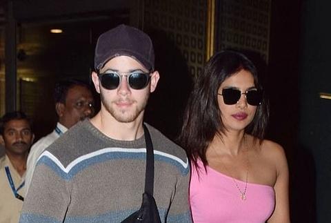 Nick Jonas và vợ Hoa hậu Thế giới về Ấn Độ sau tuần trăng mật