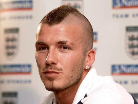 David Beckham tung len lut 'chom' my pham cua vo hinh anh