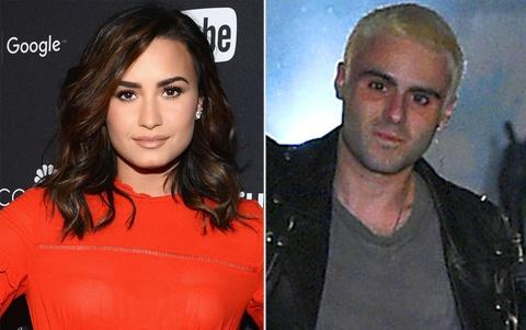 Demi Lovato bi phan doi vi 'khoa moi' chang trai tung nghien ngap hinh anh
