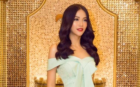 Phương Khánh, Phạm Quỳnh Anh mặc nữ tính tuần qua