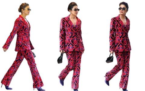 Vo Nick Jonas, Victoria Beckham co street style dep nhat tuan hinh anh