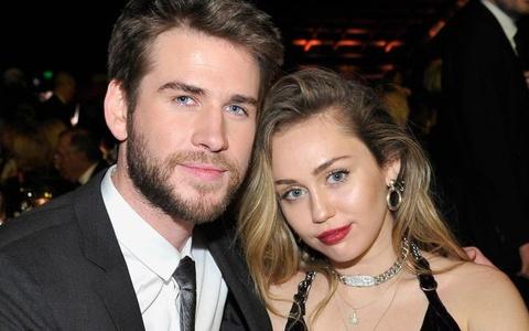 Liam Hemsworth hai huoc khang dinh bi Miley Cyrus 'tay nao' hinh anh