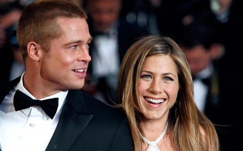 Brad Pitt va Jennifer Aniston da han gan quan he nhieu nam nay hinh anh