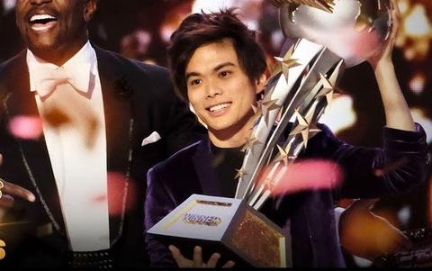 Ảo thuật gia gốc Á chiến thắng America's Got Talent: The Champions