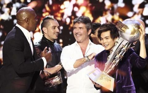 Ao thuat gia Shin Lim dang quang America's Got Talent: The Champions hinh anh