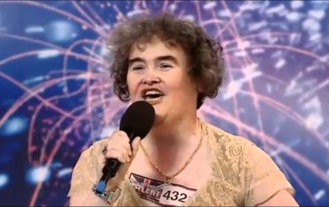 I Dreamed a Dream - Susan Boyle hinh anh
