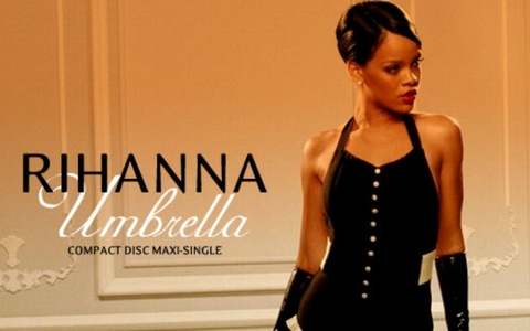 Umbrella - Rihanna hinh anh