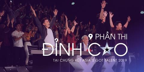 9 phan thi dinh cao tai chung ket Asia's Got Talent 2019 hinh anh 1