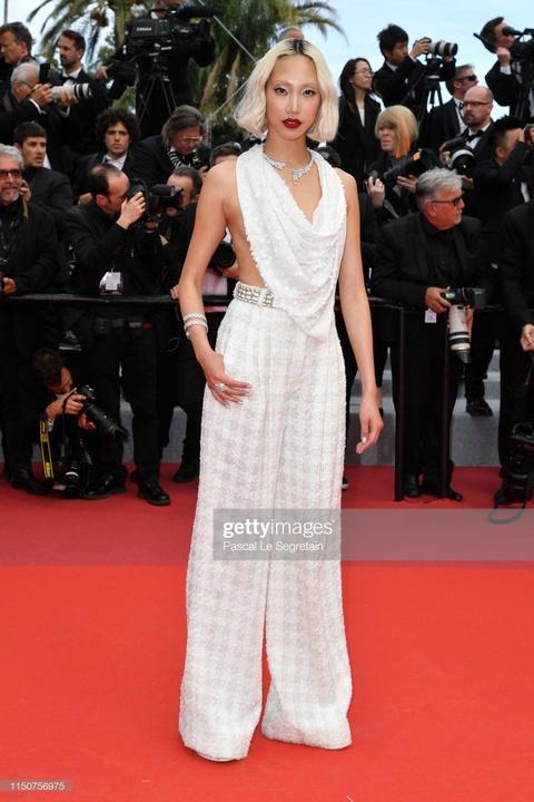 Brad Pitt, Leonardo DiCaprio hut ong kinh khi xuat hien tai Cannes hinh anh 12