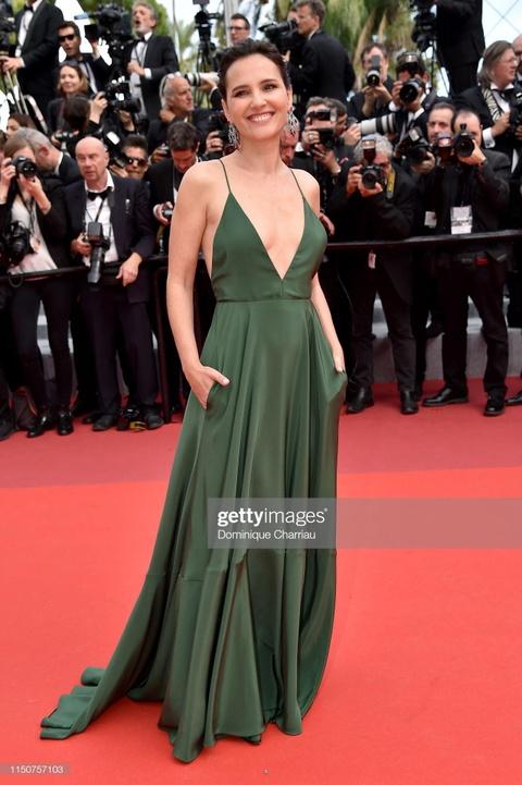 Brad Pitt, Leonardo DiCaprio hut ong kinh khi xuat hien tai Cannes hinh anh 9