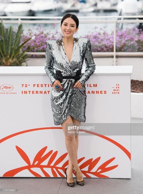 Chuong Tu Di goi cam va dang cap voi hang hieu tai LHP Cannes 2019 hinh anh 6