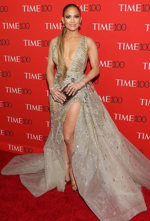 Nhung bo vay quyen ru va tao bao nhat cua Jennifer Lopez hinh anh 5