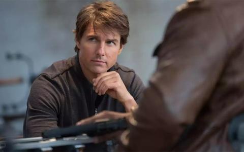 Tom Cruise dùng đội xe lưu động phục vụ việc ghi hình