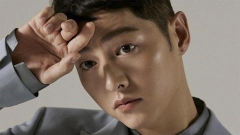 Song Joong Ki nhoc nhan cho ngay quay tro lai man anh hinh anh