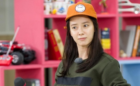 Song Ji Hyo thay doi sau khi bi che ve gu thoi trang hinh anh