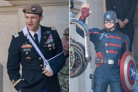 Danh tinh Captain America moi duoc xac nhan hinh anh