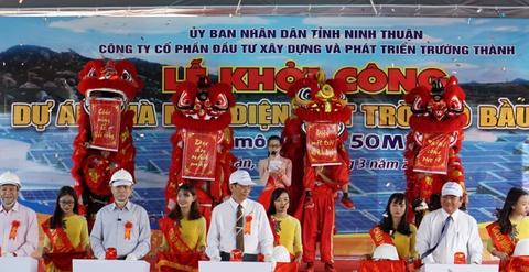 Them nha may dien mat troi tri gia 1.150 ty o Ninh Thuan hinh anh