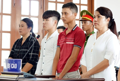 Hai bi cao gay roi o Ninh Thuan duoc huong an treo hinh anh