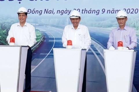 'Cao toc Phan Thiet - Dong Nai la cu hich phat trien kinh te' hinh anh