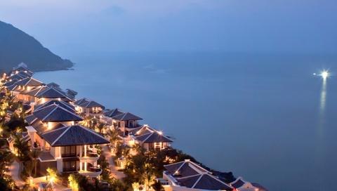 Resort Da Nang doat giai khu nghi duong hang dau the gioi hinh anh