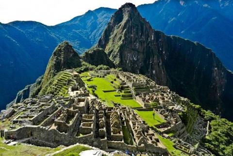 Peru: Vung dat co dang gia de den mot lan trong doi hinh anh