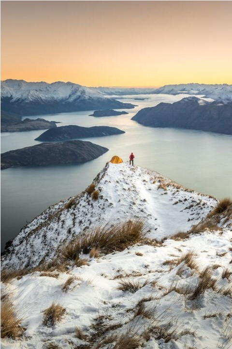 Anh cua co gai Viet vao chung ket National Geographic hinh anh 15 Bức ảnh chụp New Zealand của Jack Bolshaw cho chúng ta cảm giác như đang đứng trong một giấc mơ.