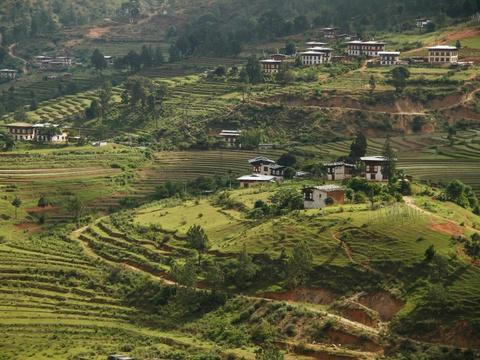 Hinh anh quoc gia Phat giao Bhutan thanh binh hinh anh 10