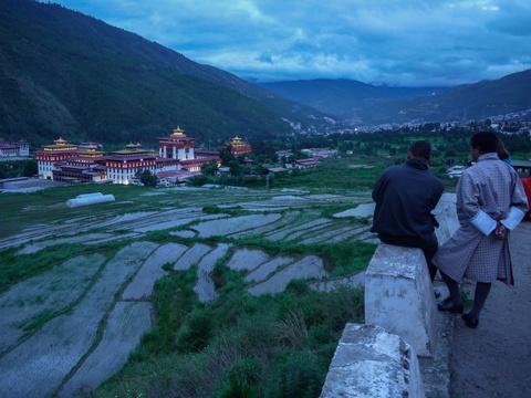 Hinh anh quoc gia Phat giao Bhutan thanh binh hinh anh 12