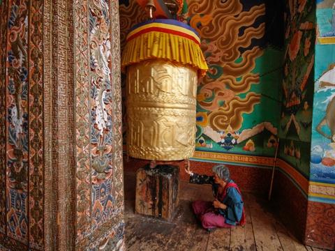 Hinh anh quoc gia Phat giao Bhutan thanh binh hinh anh 2