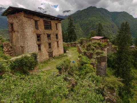 Hinh anh quoc gia Phat giao Bhutan thanh binh hinh anh 6