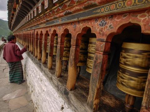 Hinh anh quoc gia Phat giao Bhutan thanh binh hinh anh 8