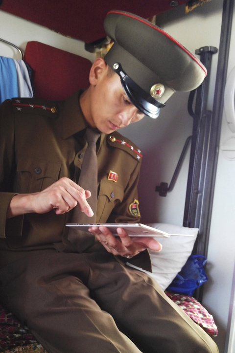 Cuoc song khon kho o vung nong thon Trieu Tien hinh anh 11