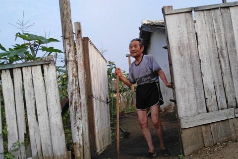 Cuoc song khon kho o vung nong thon Trieu Tien hinh anh 6