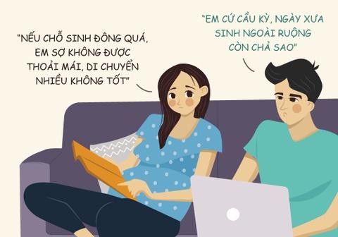 Khi mang thai, vo kho chieu hay chong khong thau hieu? hinh anh 6