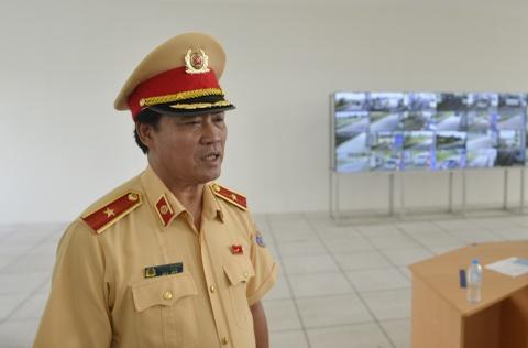 CSGT xu ly vi pham qua camera o cao toc Noi Bai - Lao Cai hinh anh 7