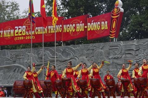 Thu tuong du le ky niem chien thang Ngoc Hoi - Dong Da hinh anh 7