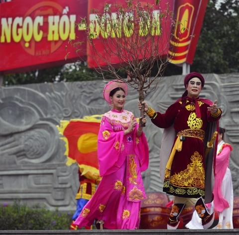 Thu tuong du le ky niem chien thang Ngoc Hoi - Dong Da hinh anh 12