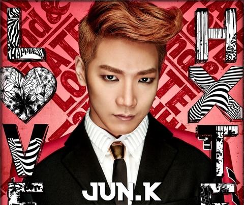 Love & Hate - Jun.K (2PM) hinh anh