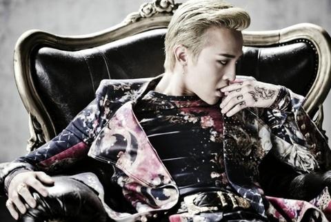 Fan cuong chi 70 trieu mua ghe G-Dragon ngoi an lau hinh anh