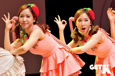 Ok (live M!Countdown) - Strawberry Milk hinh anh