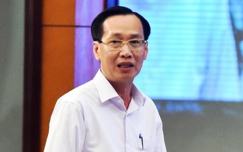 Pho chu tich Le Thanh Liem tam thoi dieu hanh UBND TP HCM hinh anh