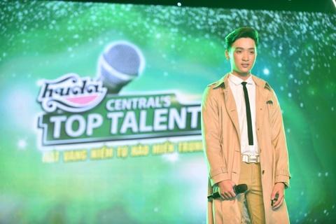 Bạn trẻ miền Trung toả sáng trong CK Huda Central's Top Talent 2018