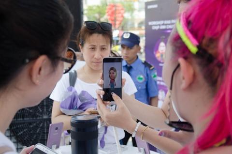 Samsung to chuc hoat dong trai nghiem Galaxy S9 cho nguoi dung Da Nang hinh anh 2